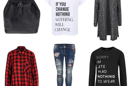 BACK TO SCHOOL | CLOTHING INSPIRATIONS